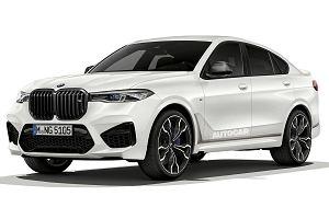 BMW X8 to tylko kwestia czasu. A co powiecie na 750-konne X8 M?