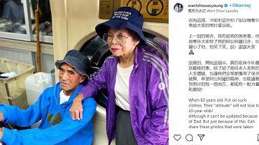 Para 80-latków nowymi gwiazdami Instagrama. Furorę robią ich stylizacje. Skąd biorą ubrania? Będziecie zaskoczeni