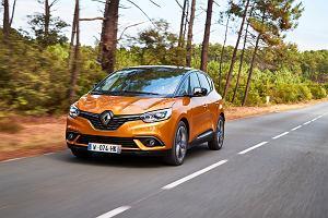 Renault Scenic   Przełomowy minivan kończy 20 lat