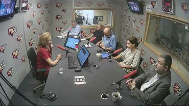 Wybory w TOKu. Goście Dominiki Wielowieyskiej to: Karol Karski (PiS), Marzena Okła-Drewnowicz (PO), Krzysztof Mieszkowski (Nowoczesna), senator Marek Borowski, Piotr Strzembosz (Prawica RP).