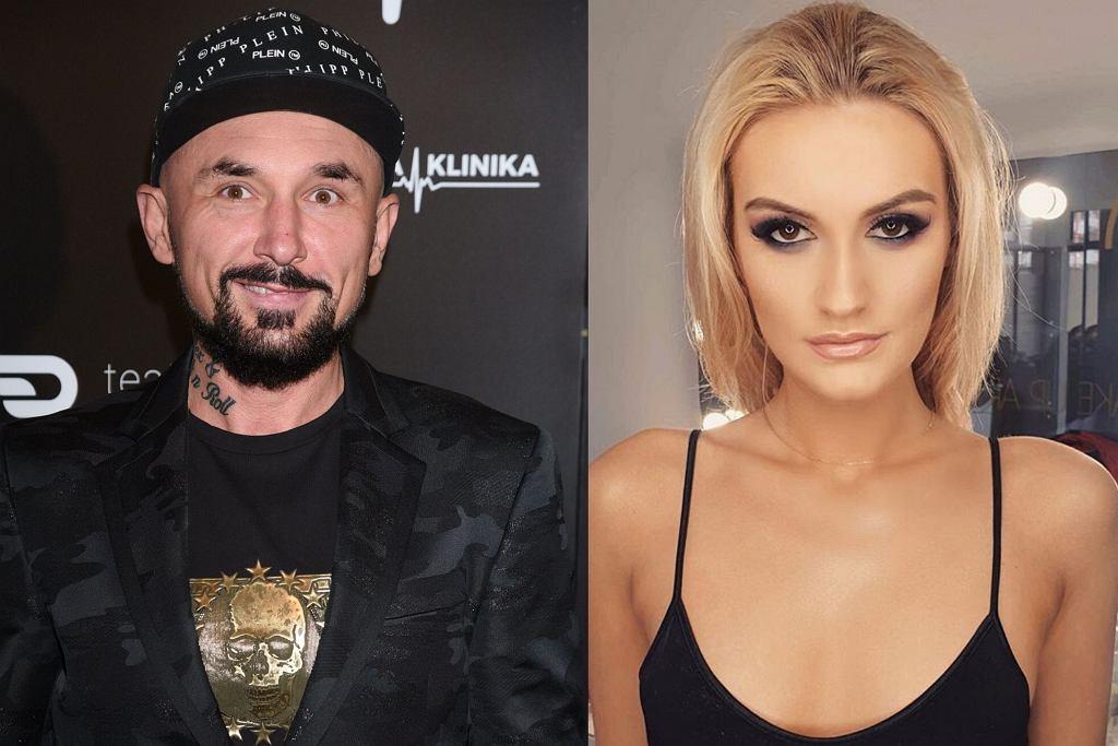 Patryk Vega i Sanda Mosakowska