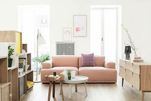 Jak urządzić mieszkanie w pastelowych kolorach?