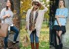 Street fashion: sweter w stylizacjach czytelniczek Avanti