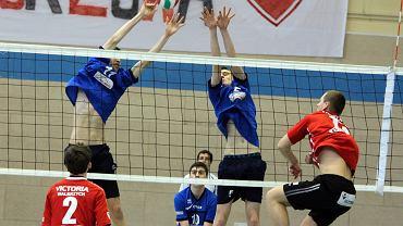 Ćwierćfinał mistrzostw Polski w siatkówce kadetów z udziałem zespołu GTPS, Gorzów 2015