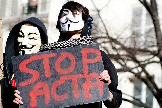 Czy protesty takie jak przy ustawie ACTA powrócą?