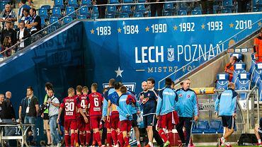 Lech Poznań - Videoton Szekesfehervar 3:0 w pierwszym meczu IV rundy eliminacji do Ligi Europy.
