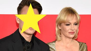 Brandon Thomas Lee i Pamela Anderson