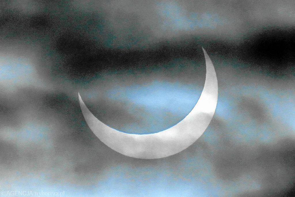 Zaćmienie Słońca w 2011 r.