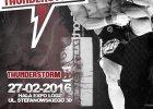 Gala MMA Thunderstorm 2. Łodzianie będą walczyli w klatce