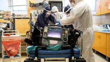 Dyrektor szpitala w Polsce: Możemy mówić o