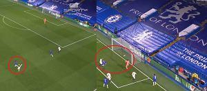 Mason Mount na 2:0 po kapitalnym odbiorze N'Golo Kante! Chelsea w finale Ligi Mistrzów! [WIDEO]