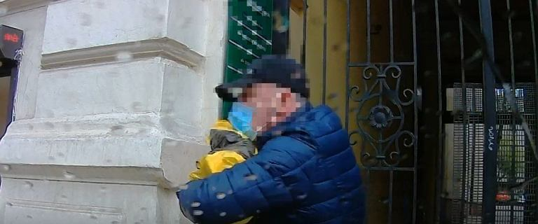 Łódź. Wybili szybę w aucie i zabrali kilkaset tysięcy złotych w reklamówce