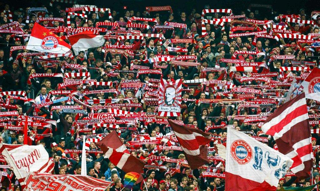 Bayern - Borussia Monchengladbach