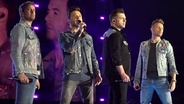 Westlife 'Dynamite' 6.7.2019 The Twenty Tour Croke Park, Dublin