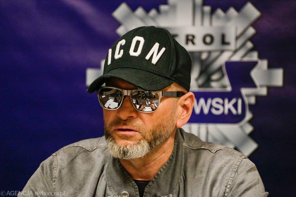 Krzysztof Rutkowski, detektyw