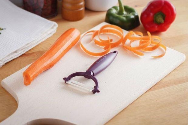 Obieraczki do warzyw i owoców - tanie i praktyczne