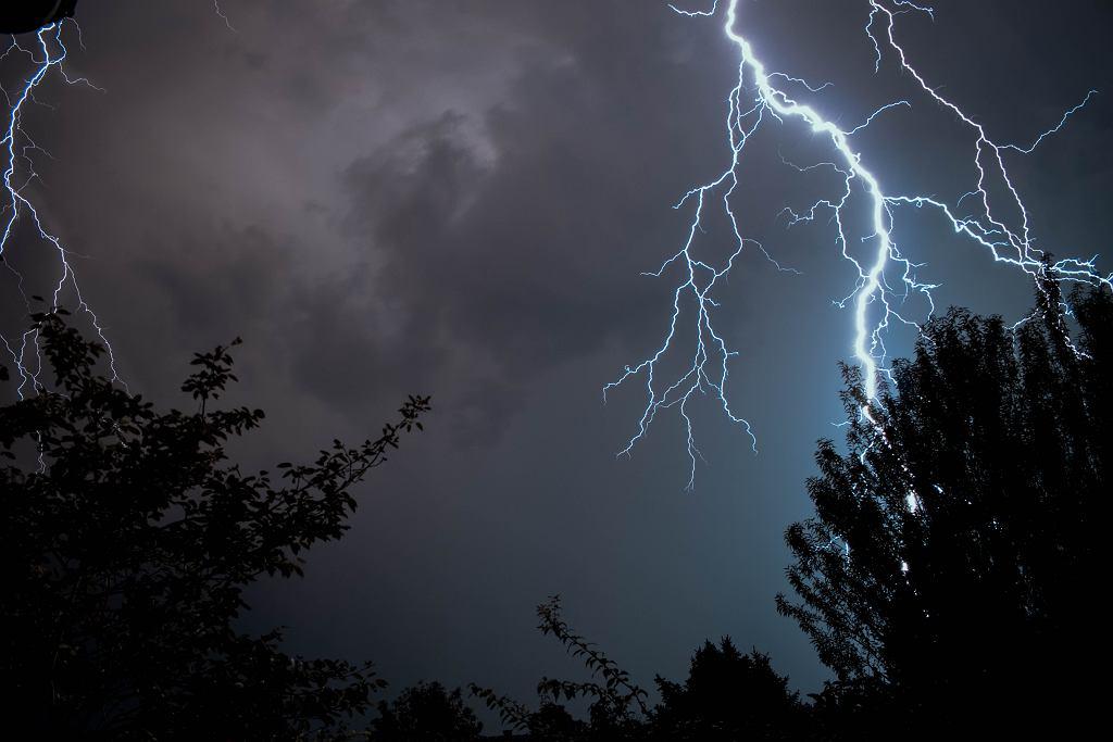 burza (zdjęcie ilustracyjne)