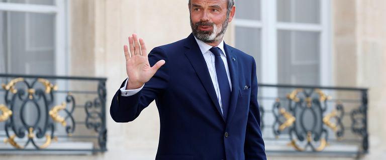 Francja. Premier Edouard Philippe podał się do dymisji