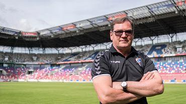 Jan Urban, trener Górnika Zabrze