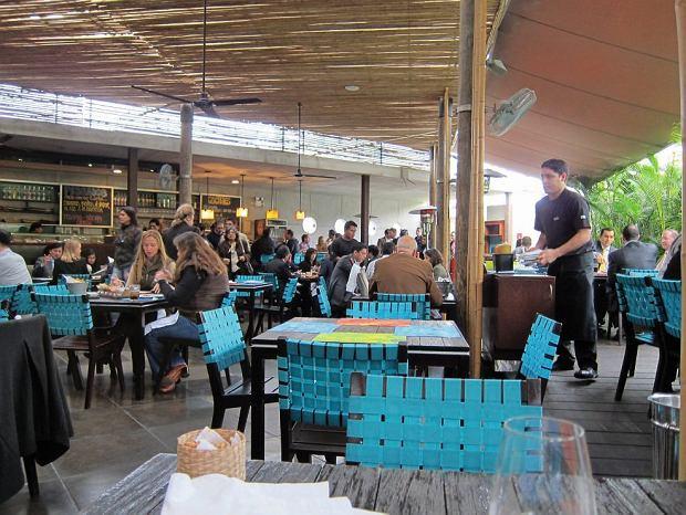 Lima, Peru, La Mar znajdująca się w Miraflores od lat pojawia się w czołówce najlepszych restauracji w Ameryce Południowej na liście San Pellegrino.