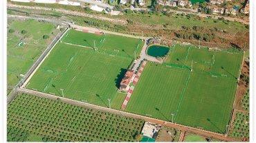 Centrum piłkarskie w Marbelli