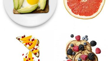 Śniadania na plaski brzuch