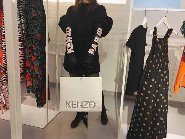Dodatki z kolekcji Kenzo dla H&M