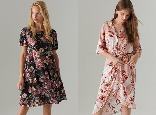 Sukienki pomagające ukryć odstający brzuszek