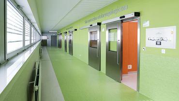 Uroczyste otwarcie nowego bloku operacyjnego w Sosnowieckim Szpitalu Miejskim