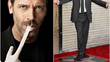 """""""Dr House"""" to jeden z największych serialowych hitów ostatnich kilkunastu lat. Odtwórca głównej roli, Hugh Laurie, stał się jednym z najlepiej opłacanych telewizyjnych aktorów i zdobywcą wielu nagród. Dziś ukoronowaniem jego kariery jest gwiazda w hollywoodzkiej Alei Sław. Odebrał ją w oryginalnym stylu. Stylu dr. House'a."""