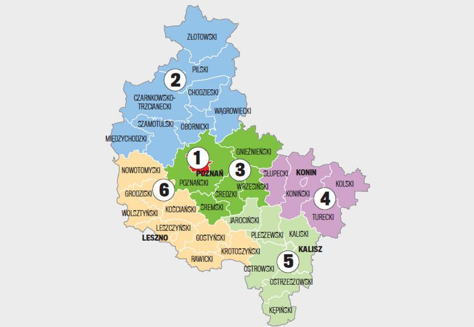 Wybory samorządowe 2018  Lista kandydatów do Sejmiku