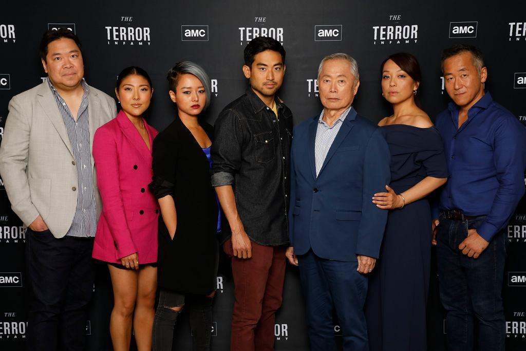 Obsada serialu 'Terror: Dzień hańby' - materiały promocyjne