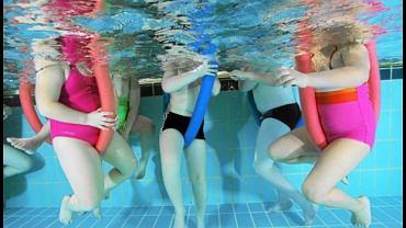Zajęcia dla dzieci z nadwagą w basenie