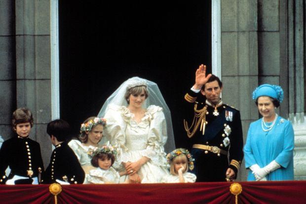 Ślub księcia Karola i lady Diany Spencer