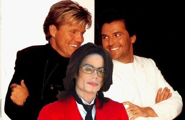 Modern Talking i Michael Jackson