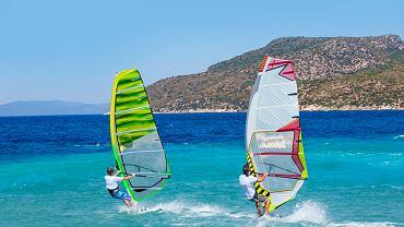 Windsurfing w Alacati
