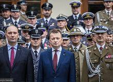 Szef MON Mariusz Błaszczak zachęca. Bezrobotni mogą trafić do wojska