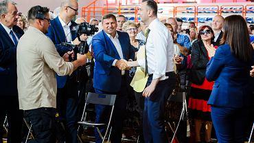 7.09.2019. Konwencja PSL Koalicji Polskiej w Sandomierzu