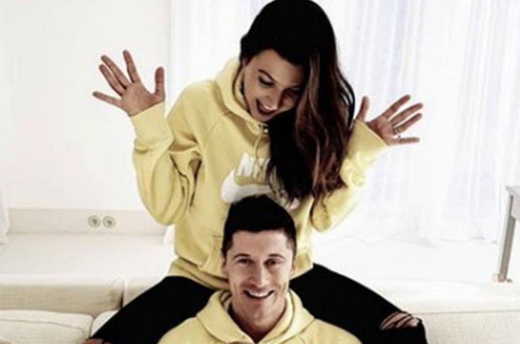 Anna, Robert Lewandowscy