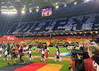 Kontrowersyjna oprawa niemieckich kibiców. Musieli ją zmienić tuż przed meczem