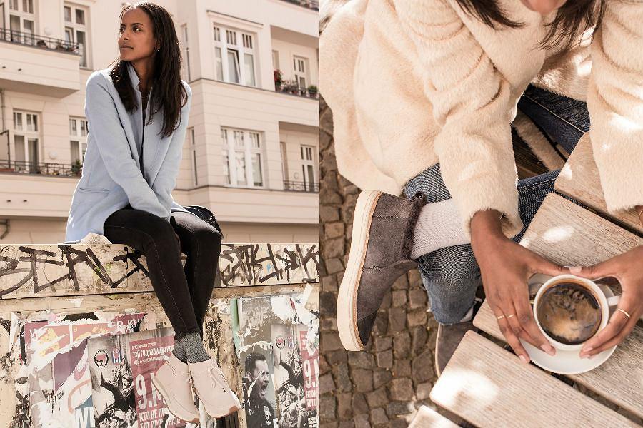 Nową kolekcje TOMS promuje m.in. Sara Nuru, która jest założycielką startupu NuruCoffee
