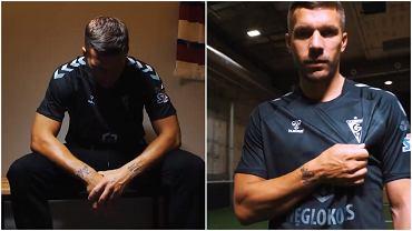 Lukas Podolski piłkarzem Górnika Zabrze