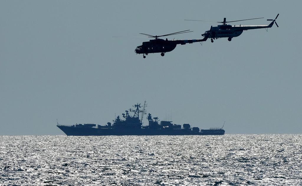 Ukraine NATO Drills Sea Breeze