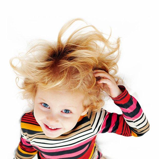 dziecku mocno wypadają włosy
