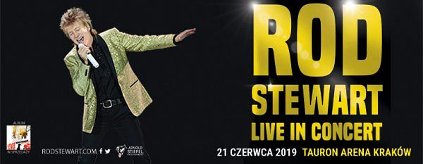 Rod Stewart w Krakowie