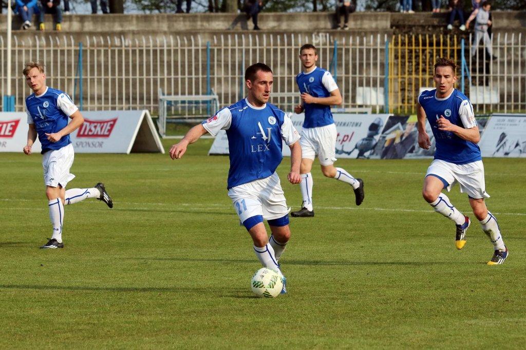 Trzecia liga piłkarska: Stilon Gorzów - Piast Karnin 1:1 (0:1)