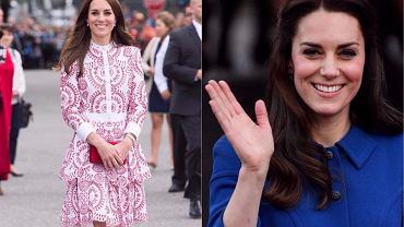 Księżna Kate już w poniedziałek przyleci do Polski. Wielu zastanawia się, w jakiej kreacji się zaprezentuje. Jedno jest pewne - nie będzie to pomarańczowy strój. Zauważyliście, że tylko tego koloru księżna nie ma w swojej szafie? Unika też łączenia różnych barw, a żadna z jej stylizacji nie wywołuje niepotrzebnych sensacji. Kate nie raz udowodniła, że szanuje tradycje i kulturę innych państw i swoimi kreacjami często nawiązuje do krajów, które wówczas odwiedza. W czym zaprezentuje się więc u nas? Na taką informację musimy jeszcze poczekać, ale my przyjrzeliśmy się jej stylizacjom podczas różnych wyjść publicznych.