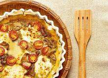 Pizza na spodzie z polenty - ugotuj