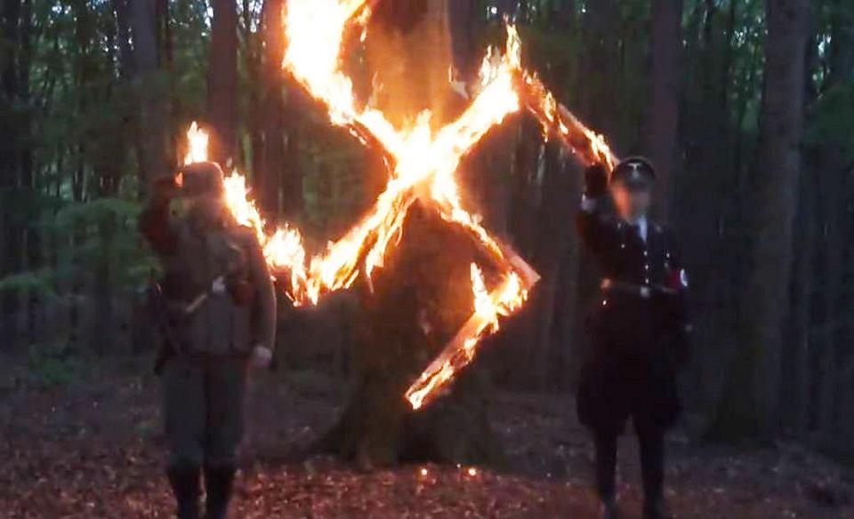 'Polscy neonaziści'. Reportaż 'Superwizjera' TVN