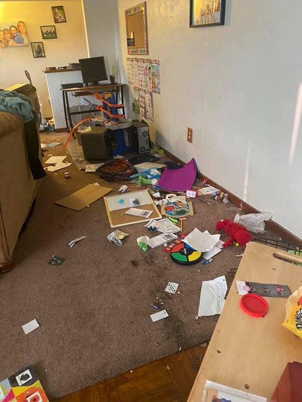 Pod kanapą można znaleźć prawdziwe skarby: dokumenty, zabawki, resztki jedzenia etc.